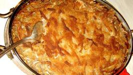 Mormon Ham And Potato Casserole