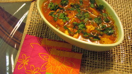 Spicy lunch menu