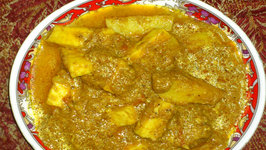 Bengali Special Paneer Curry