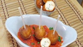 Cheese Balls and Pops