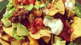 How to make Fully Loaded Nachos for NationalNachosDay