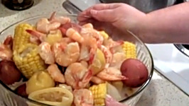 Cajun Shrimp Boil for Dinner