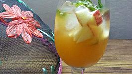 Vodka Orange Juice Cocktail