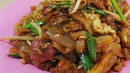 Stir Fried Crab With Pork And Noodles