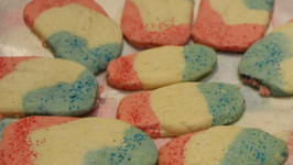 Cheryls Home CookingRed White and Blue Cookies