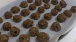 No Bake Healthy Chocolate Candy Bites