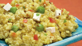 Vitamin Khichdi (Protein, Iron and Calcium Rich) by Tarla Dalal