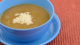 Dal and Vegetable Soup (Toddler) by Tarla Dalal