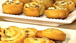 Appetizer Recipes How to Make Mediterranean Pinwheel Appetizers