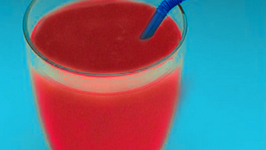 Watermelon and Apple Juice