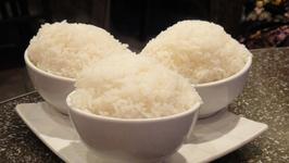 Microwave White Rice