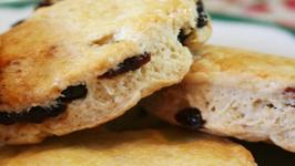 Aunt Pearl's Breakfast Scones