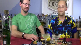 Tapas Martini vs Distinguished British Gentleman