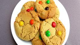 How to Make MandM Cookies