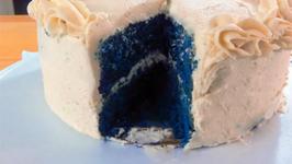 How to make Blue Velvet Cake