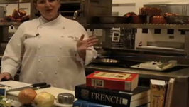 Culinary Classroom Lesson 1 Culinary Terms