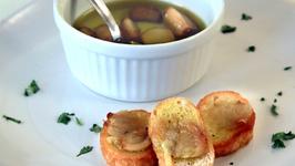 Garlic Bread with a Twist