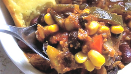 Vegetarian Chili Recipe Soulful and Full of Flavor