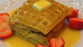 Betty's Light and Fluffy Waffles