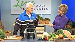 Jay Kordich PowerGrind Pro Longevity Juicer