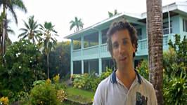 Drinking Kava in Fiji