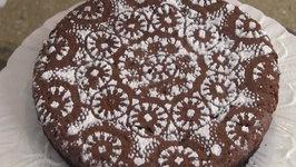 Caroline's Chocolate Tart  Tarte au Chocolat de Caroline