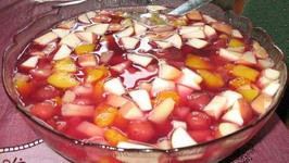Mormon Jellied Fruit Salad