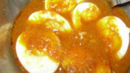 Boiled Egg Masala