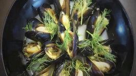 Mediterranean Recipes - Mussels