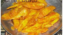 Homemade Chili Potato