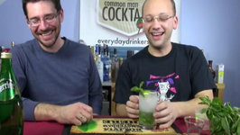 Mojito Cocktail, Classic Minty