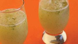 Minty Mango Delight by Tarla Dalal