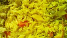 Lite Vegetable Biryani