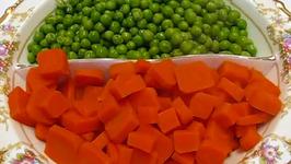 Savoury Carrots