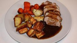 Hawaiian Pork Roast