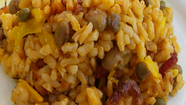 Rice with Pigeon Peas