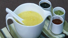 Sweet Corn Soup by Tarla Dalal