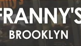 Hungry in Brooklyn - Franny's Restaurant