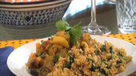 Healthy Cooking with Nina Cucina presents Moroccan Night