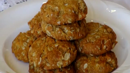 BiteSize Cooking Show - How to Make Anzac Biscuits