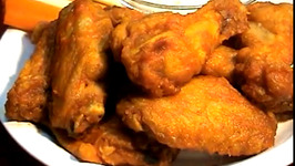 Spicy Orange Chicken Wings
