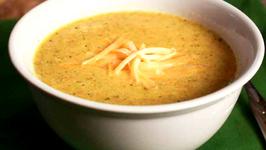 Vegetable Cheddar Chowder