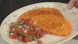 How-To Make Empanadas con Pico de Gallo