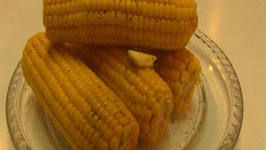 Betty's Microwave Corn on the Cob -- Easter