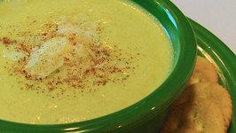 Betty's Asparagus Soup - Christmas