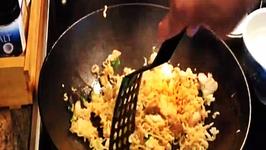 Wild Mushroom Ramen Stir Fry