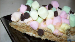 Pinoy Graham Cake