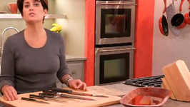 Easy Slicing And Dicing with Knife Maintenance