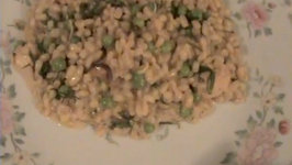 Zuza Zak's Weeknight Dinners Pearl Barley and Chicken Risotto