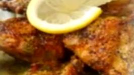 Corn-Fed Chicken with Lemon Pepper